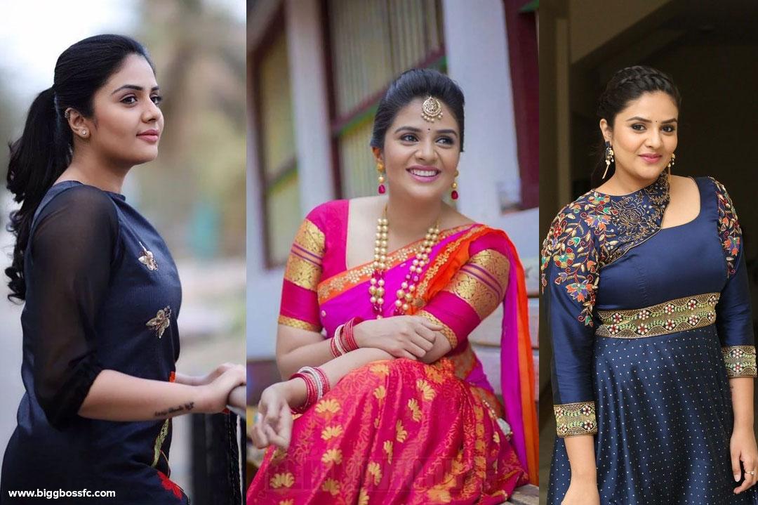 Confirmed: Srimukhi as Bigg Boss Vote Telugu 3 Contestant