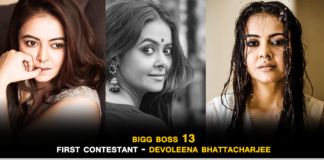 bigg boss 13 contestant list devoleena battacharjee