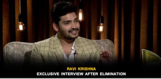 bigg boss ravi krishna interview