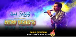 rahul sipligunj new year event